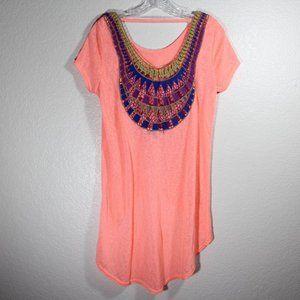 Crochet Top Blouse Design High Low Large
